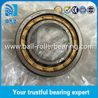11000 r / min Speed Brass Cage Cylindrical Roller Bearing NU1006-M1