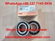 7205A5TYNDBLP5 Double Row Super Precision Bearings Angular Contact Bearing 25x52x30mm