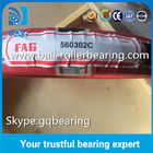 Double Direction Rotary Table Ball Bearing Slewing Ring FAG 560302C Non Teeth Gear Type