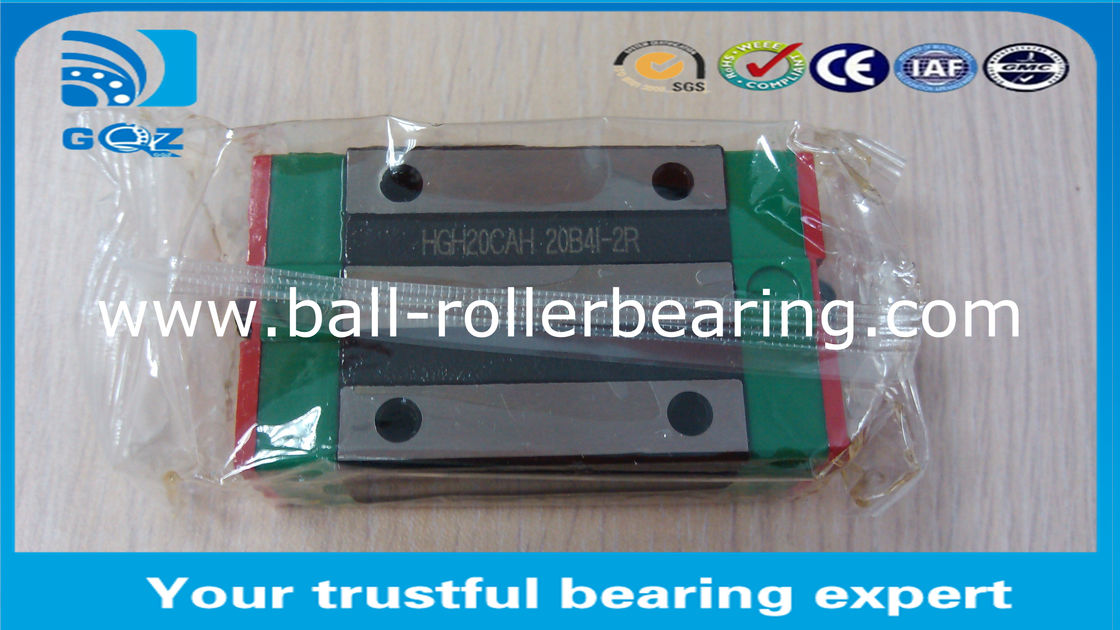 CNC Machine Linear Ball Bearing HGH30CA SP / UP Precision 28x60x45mm