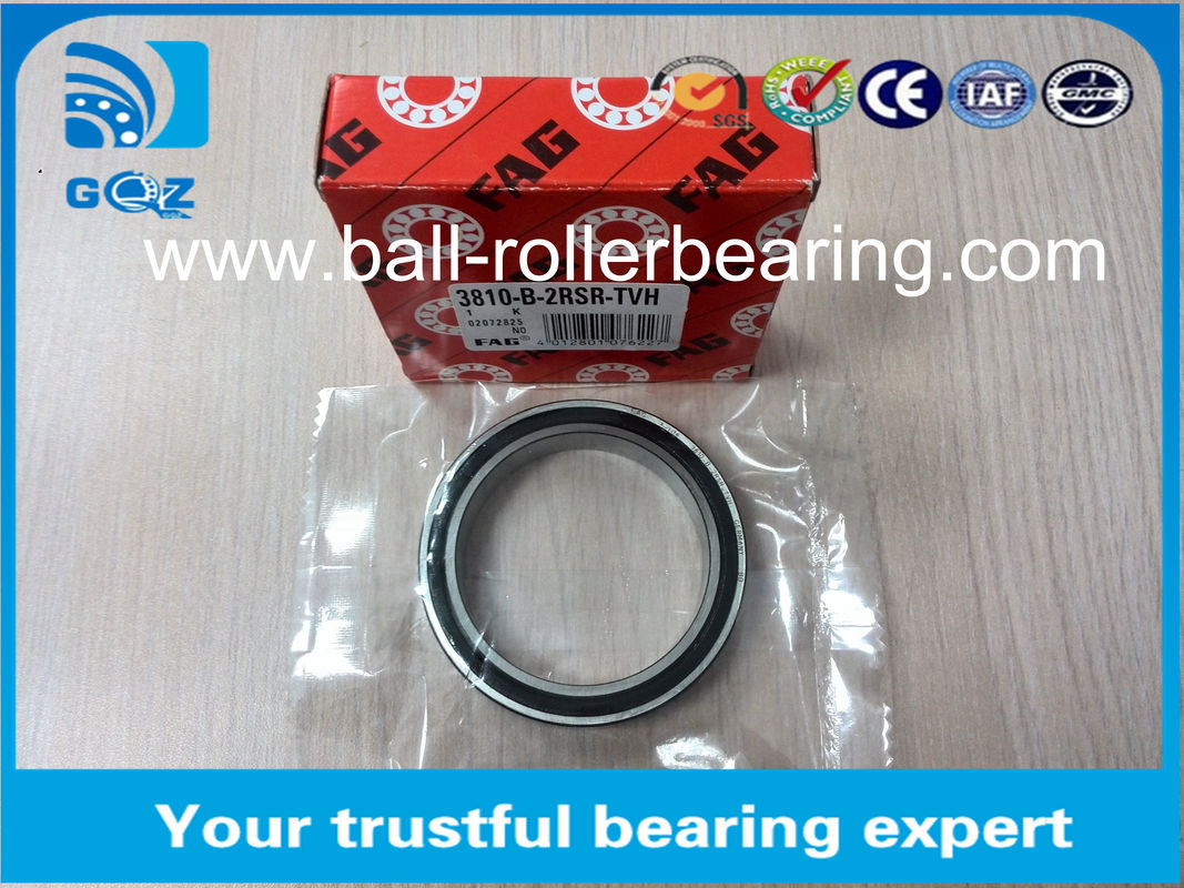 Contact Sngle 25° Agular Contact Ball Bearing 3803-B-TVH High Precision