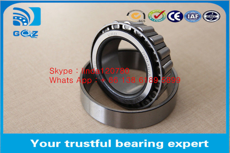 High Performance 30204 Tapered Wheel Bearings Chrome Steel Material OEM
