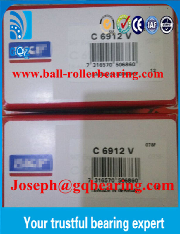 Anti Friction Spherical Industrial Roller Bearing Long Durability 75 X 105 X 54 mm
