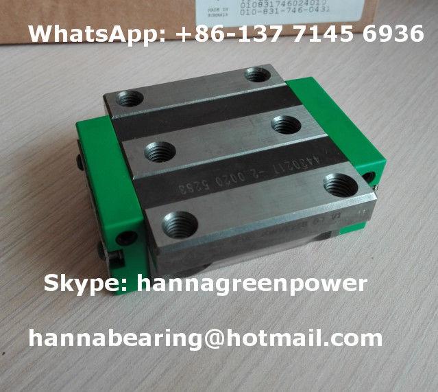 Guide Block KWSE20-G3-V2 Linear Carriage Bearing KWSE20V1-G2 20x63x30mm