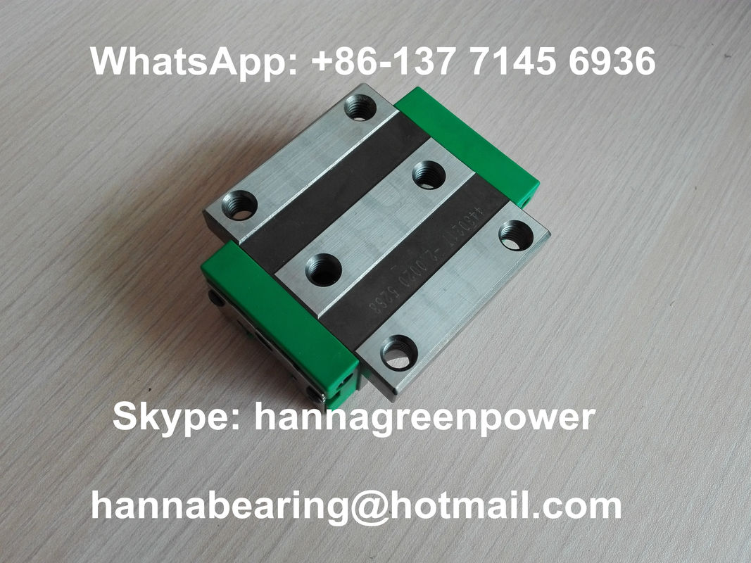 KWSE35L-V2 Long Carriage KWSE35-V1-G3 Linear Bearing Block 34x100x48mm