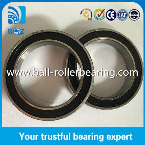 Rubber Sealed Thin Section Deep Groove automobile ball bearings 6806 6806DD