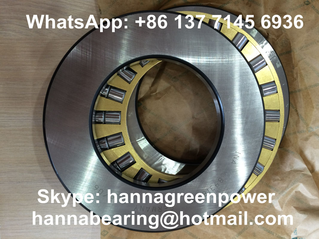 Single Direction Double Row Thrust Roller Bearing K89318M 90 x 155 x 39 mm