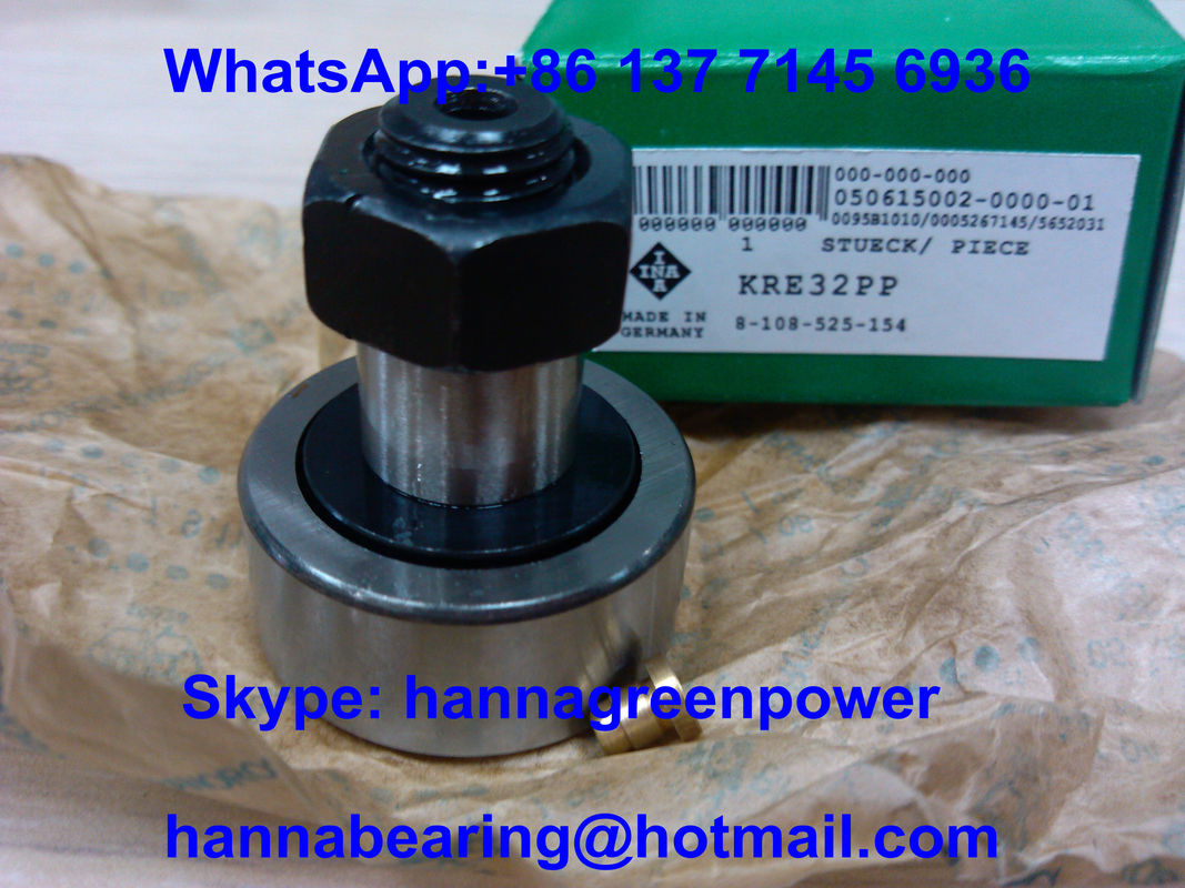 KRE32-PP Heavy Duty Track Rollers Cam Followers With Hexagonal Socket