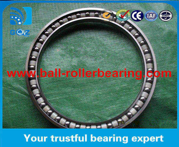 Angular contact Excavator turntable bearing BA152-2036 Excavator bearings 150x203x26 mm