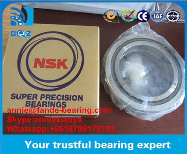 High Speed Precision NSK Motorized Spindle Bearing 45BNR10S For Spinner