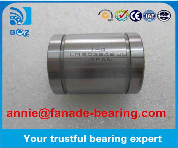 IKO LM203242UU 20mm Slide Bush Ball Bushing Linear Motion Bearing  LM203242UU Liner Ball Bearing