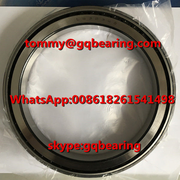 Gcr15 Steel Material L432348/L432310 Inch Type Tapered Roller Bearing