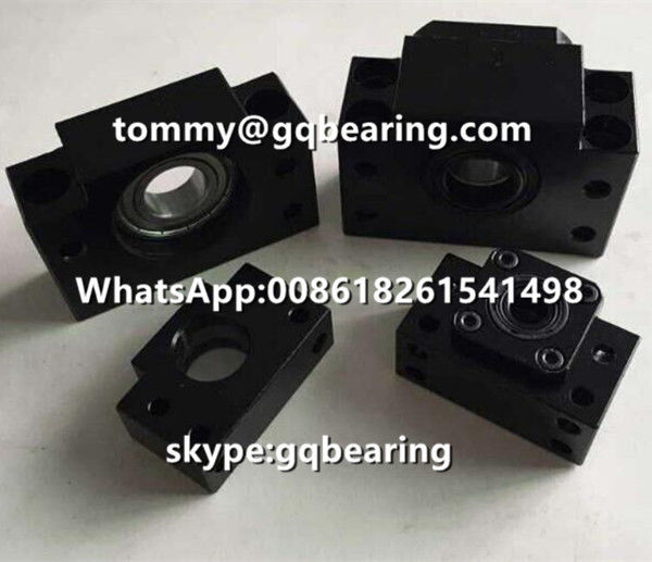CNC Machine Application THK BF25 Square type Ball Screw Support Slide Units