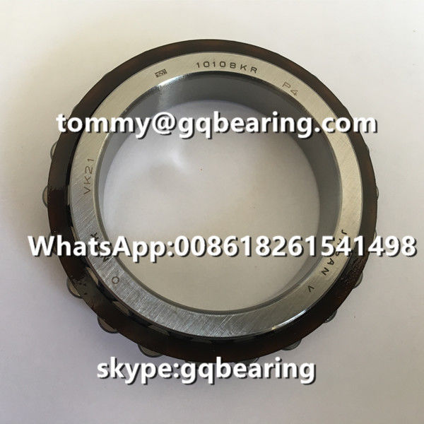 Special Radial Clearance NSK N1016B1SN24T8CCG15P4 Single Row High Precision Cylindrical Roller Bearing